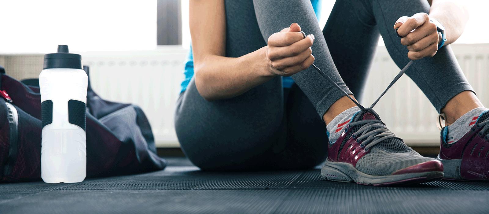 6 motiverende treningstips for nybegynnere